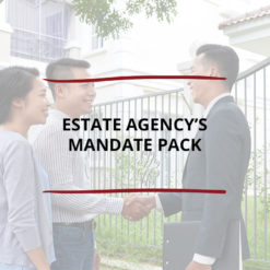 Estate Agency's Mandate Pack Saved For Web