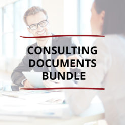 AO product image   CONTRACT   Consulting Documents Bundle