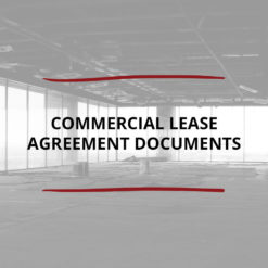 Commercial Lease Agreement Documents Saved For Web