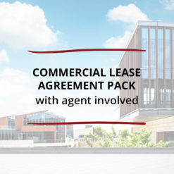 Commercial Lease Agreement pack–with Agent involved Saved For Web