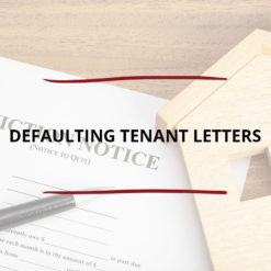Defaulting Tenant Letters Saved For Web