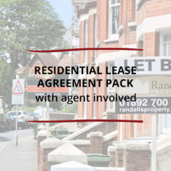 Residential Lease Agreement Pack–with agent involved Saved For Web