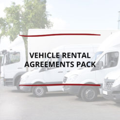 Vehicle Rental Agreements pack Saved For Web