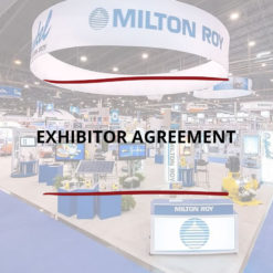 Exhibitor Agreement Saved For Web