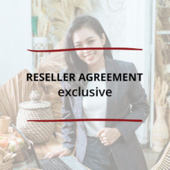 Reseller Agreement–Exclusive Saved For Web
