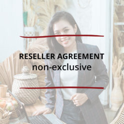 Reseller Agreement–non exclusive Saved For Web