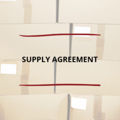 Supply Agreement Saved For Web2